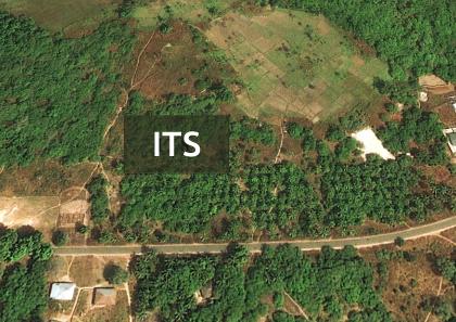 Vista Aérea Terreno Quinhamel